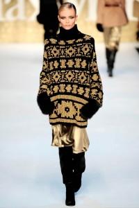 что носить с туникой зимой фото (14)