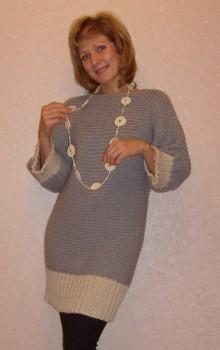 что носить с туникой зимой фото (2)