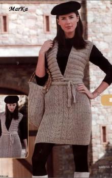 что носить с туникой зимой фото (6)