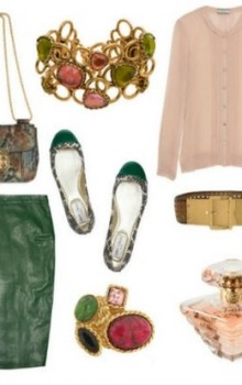 юбки и шорты с балетками фото (2)