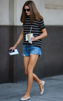 юбки и шорты с балетками фото (8)