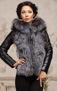 модные жилеты меховые фото (19)
