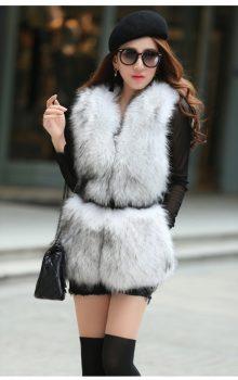 модные жилеты меховые фото (21)