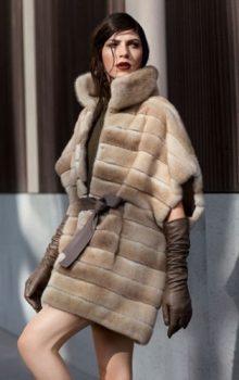 модные жилеты меховые фото (24)