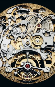 механизмы часов фото (3)