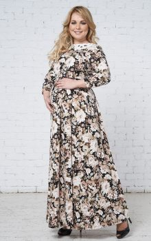 мода для беременных 2017 фото (5)