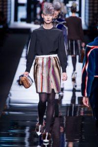 модные меховые юбки 2017 фото (7)
