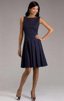 модные офисные платья 2017 фото (14)