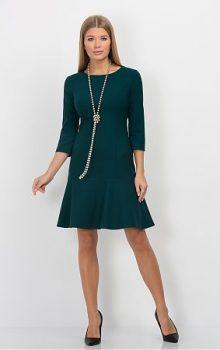 модные офисные платья 2017 фото (20)