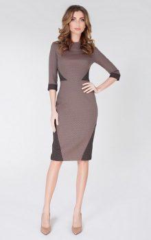 модные офисные платья 2017 фото (8)