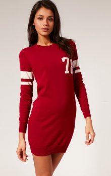 модные платья спортивного стиля 2017 фото (9)