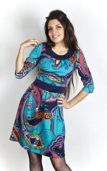 модные платья  в восточном стиле 2017 фото (1)