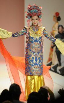 модные платья  в восточном стиле 2017 фото (10)