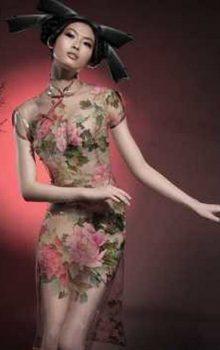 модные платья  в восточном стиле 2017 фото (18)