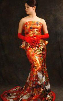 модные платья  в восточном стиле 2017 фото (20)