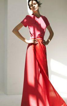 модные платья  в восточном стиле 2017 фото (28)
