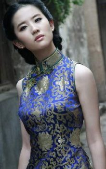 модные платья  в восточном стиле 2017 фото (6)