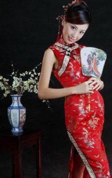 модные платья  в восточном стиле 2017 фото (7)