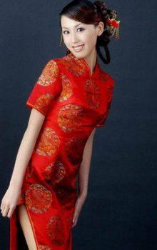 модные платья  в восточном стиле 2017 фото (8)