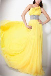 модные шифоновые платья 2017 фото (2)
