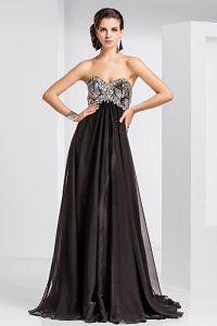 модные шифоновые платья 2017 фото (28)