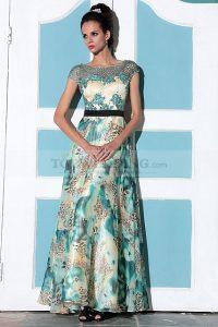 модные шифоновые платья 2017 фото (30)
