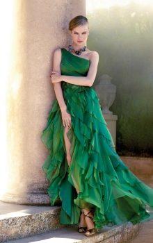 модные вечерние платья 2017 фото (30)