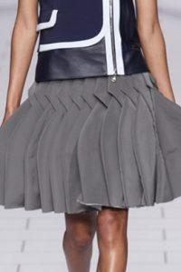 модные юбки сложного кроя 2017 фото (18)