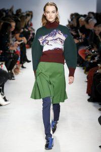 модные юбки сложного кроя 2017 фото (7)