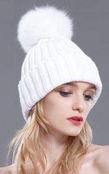 модные женские шапки 2016-2017 фото (22)