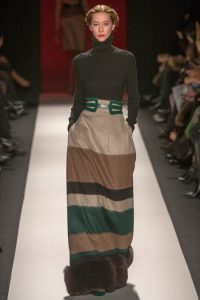 с чем носить длиную юбку 2017 фото (10)