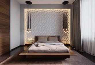 Дизайн спальни 2017 фото (4)