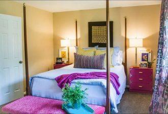 Дизайн спальни 2017 фото (5)