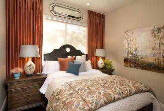 Дизайн спальни 2017 фото (8)