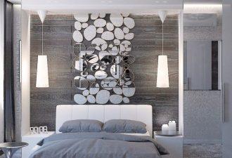 Модный дизайн спалень 2017 фото (2)