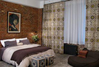 Модный дизайн спален 2017 фото (8)