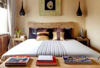 Нюансы для маленькой спальни 2017 фото (8)