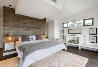 Отделка стен в спальне 2017 фото (8)