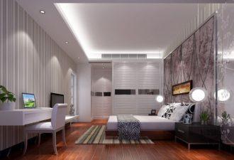 Потолок в спальне фото (9)