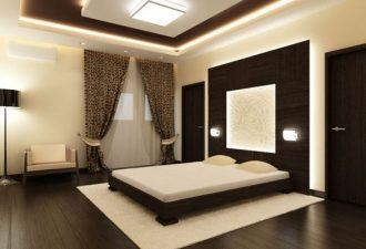 Стиль минимализм в спальне 2017 фото (5)