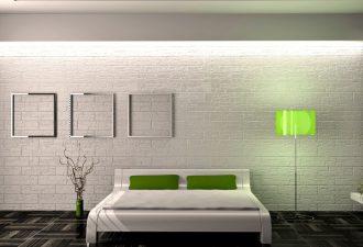 Стиль минимализм в спальне 2017 фото (8)