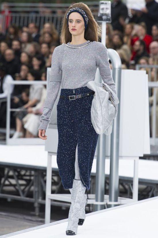 Модные луки сезона осень-зима 2017-2018 года (225 фото)
