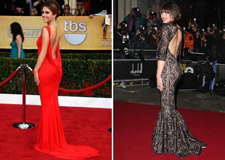 Самые красивые вечерние платья 2018 (240 фото+видео)