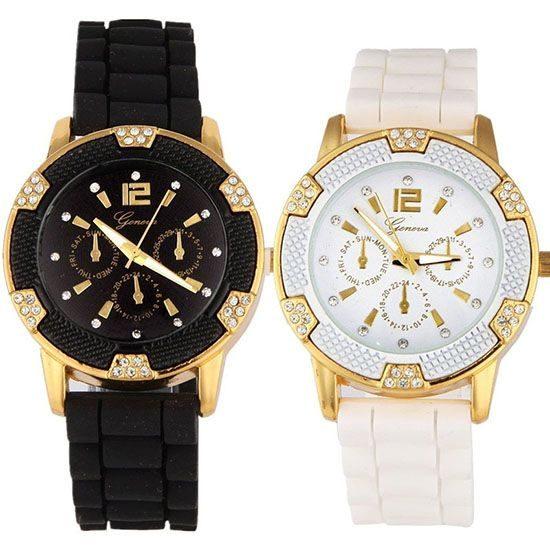 Модные женские и мужские наручные часы 2018 (177 фото+видео)