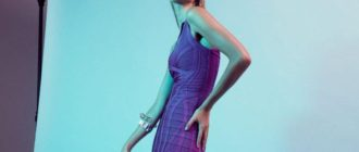 Красивое фиолетовое платье: Создаем безупречные образы