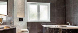 Дизайн ванной комнаты 2018: идеи оформления с яркими примерами на фото