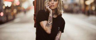 Лучшие идеи женских татуировок на запястье: Модные тенденции — 2018