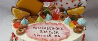 Самые красивые торты для мам — фото идеи тортов, которыми можно порадовать мамочку