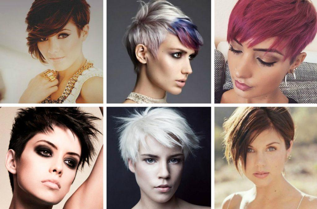 Модные женские стрижки на короткие волосы в 2019 году