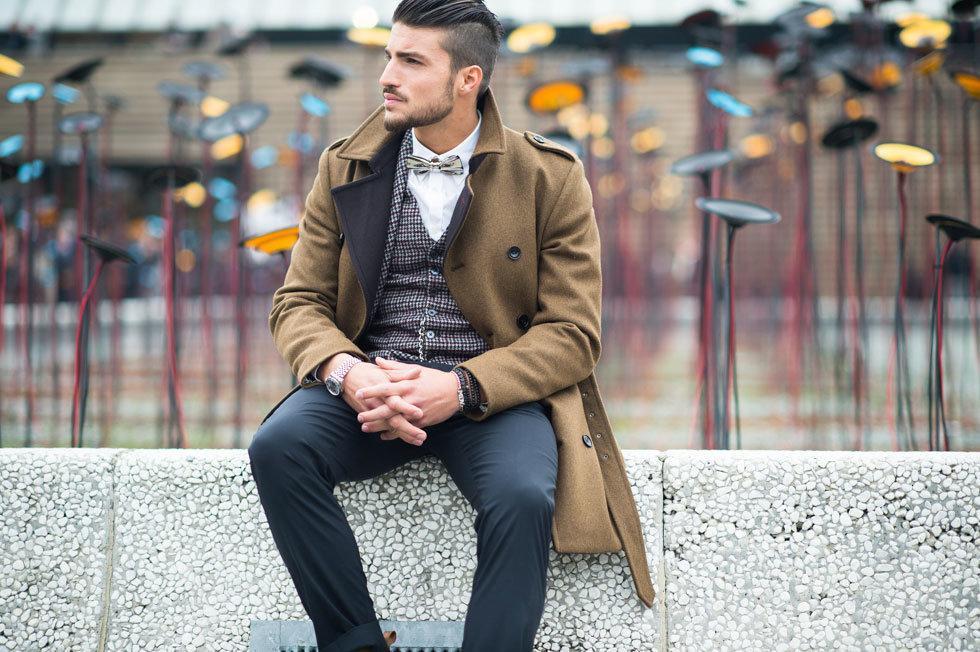Особенности гардероба современного мужчины